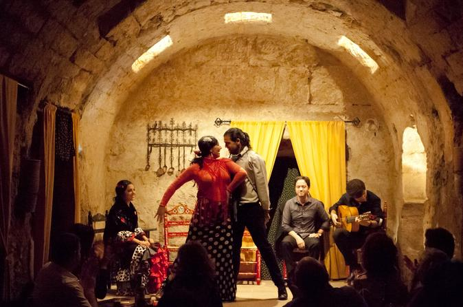 Flamenco show at santa maria arabian baths in cordoba in c rdoba 321754