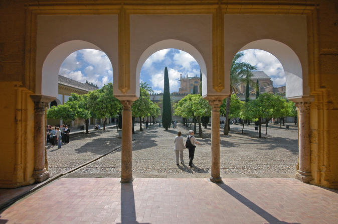 Mosque and jewish quarter walking tour in c rdoba 361267