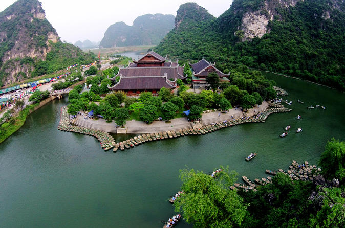 A Full Day Trip To Bai Dinh - Trang An - Small Group - Hanoi