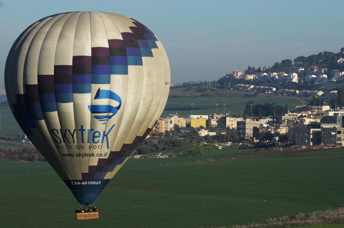 Galilee Air, Helicopter & Balloon Tours