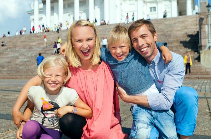 Helsinki Senate Square Private Walking Tour