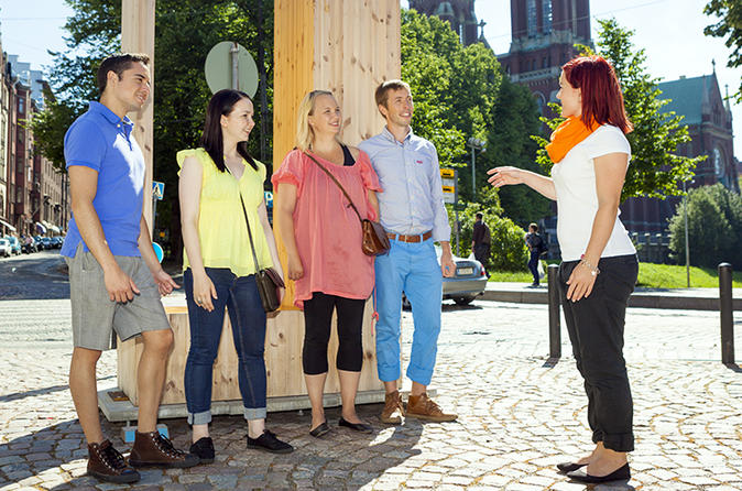 Private Guided Helsinki Walking Tour