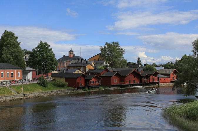 Private half day tour of old city of porvoo from helsinki in helsinki 344867