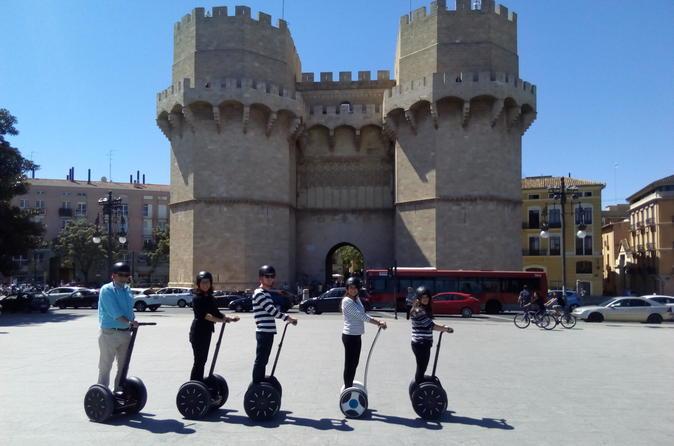 Valencia parks segway tour in valencia 331047