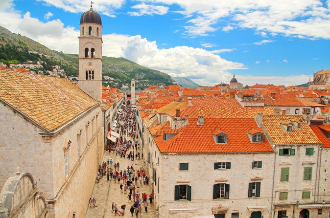 Dubrovnik Old Town Highlights and Hidden Sights Walking Tour