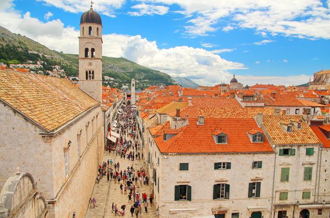 Excursão de descoberta pela Cidade Antiga de Dubrovnik de 1h30