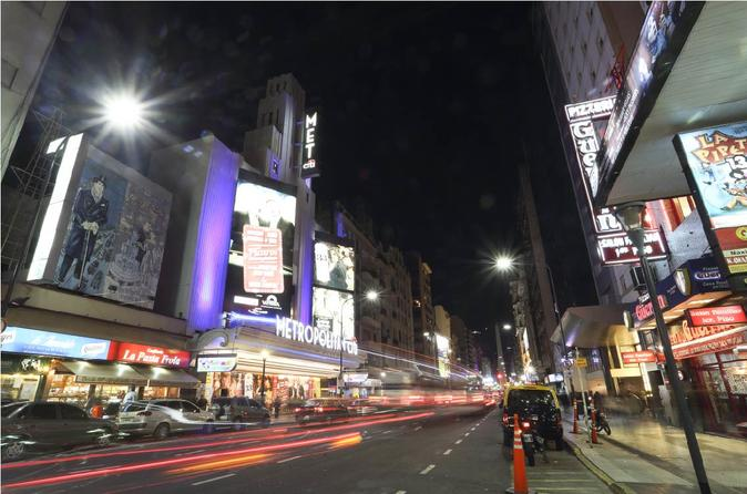 4-Hour Private Buenos Aires Night Tour
