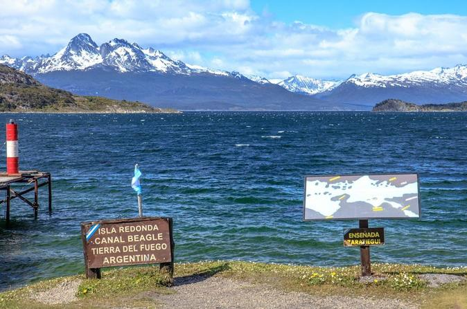 Beagle Channel Boat Navigation From Ushuaia