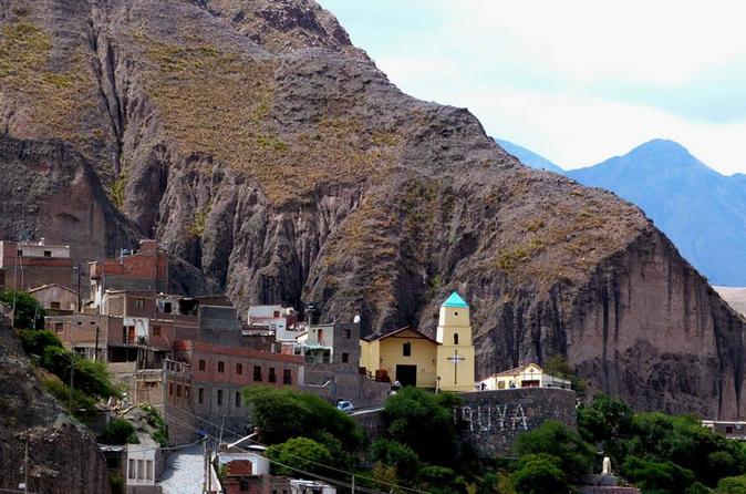 Excursion To Iruya Via Humahuaca Canyon, From Salta (2 Days)