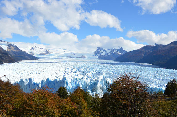 Excursion To  Perito Moreno Glacier With Boat Navigation - El Calafate
