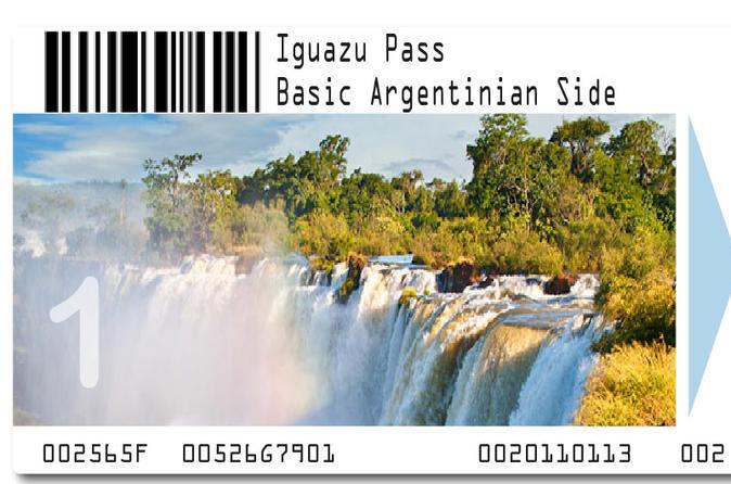 Iguazu Falls Pass: Basic Argentinian Side - Puerto Iguazú