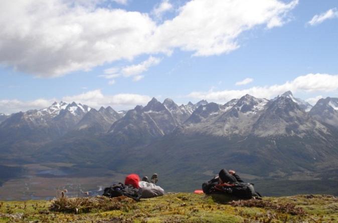 Trekking To Turquesa Lagoon & Carbajal Mount (Ushuaia)