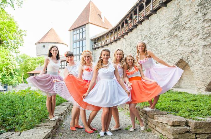 Tallinn Photo Tour with Friends