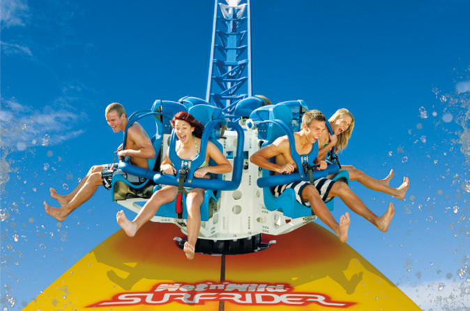 Gold Coast Theme Park Pass Movie World Sea World And Wet N Wild In