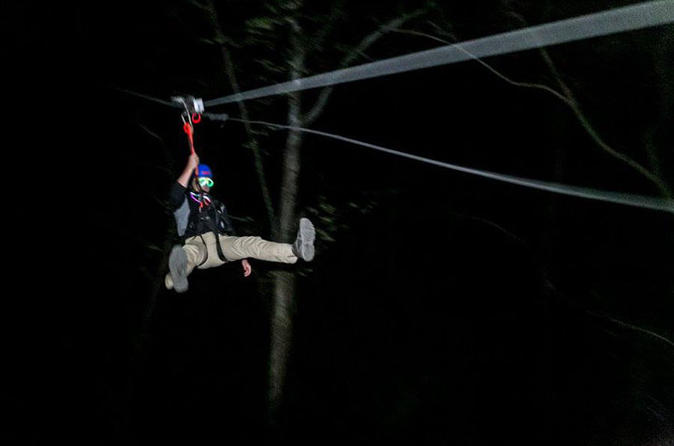 Night flights zip line tours in kansas city 328623