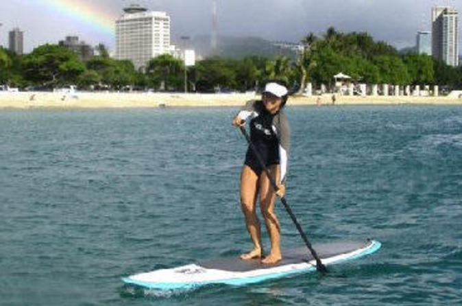 Stand Up Paddleboard Al In Miami Beach