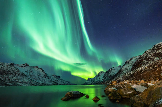 Classic Northern Lights Tour From Reykjavik With Live Guide And  Touch Screen Audio Guide