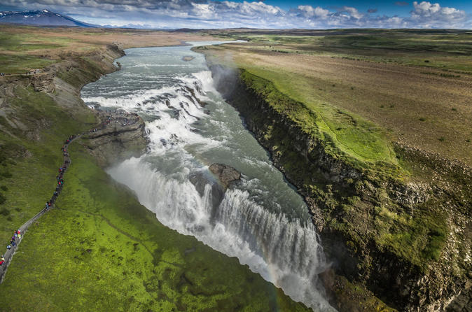 Golden circle express tour including optional blue lagoon admission in reykjavik 468610