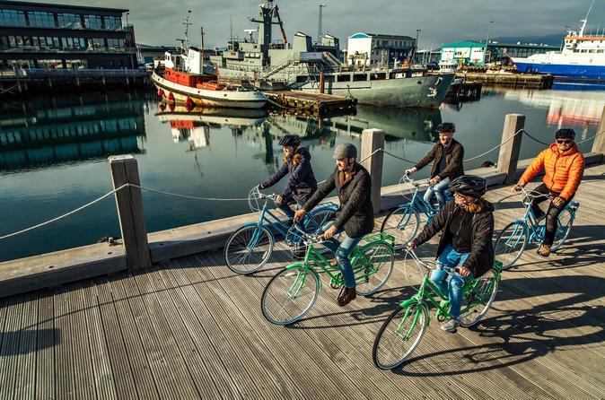 Iceland Walking & Biking Tours