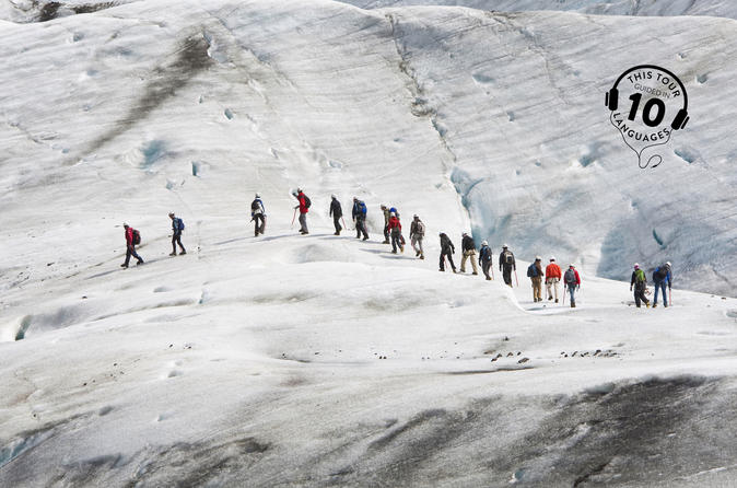 South Coast Glacier Tour From Reykjavik With Live Guide And Touch-Screen Audio Guide