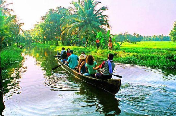 Private Kerala Backwater Day Cruise