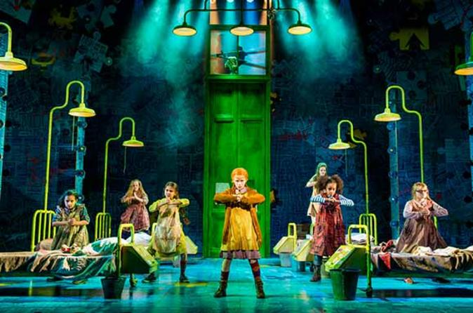 Annie The Musical In London