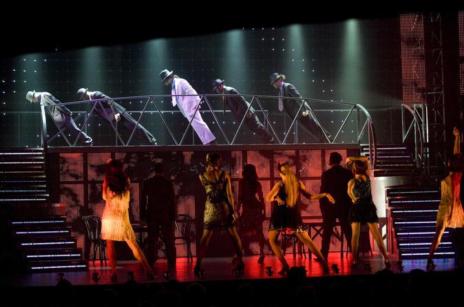 Espetáculo Thriller Live em Londres