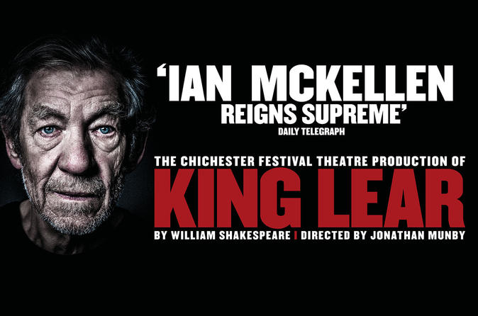 King Lear Theatre Show in London