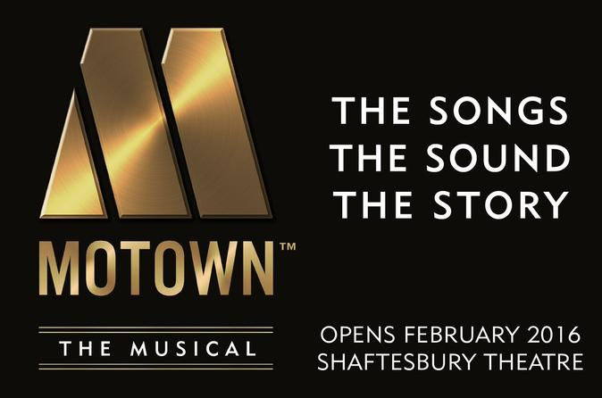 Motown The Musical Theater Show