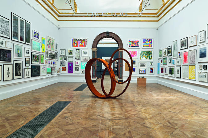 Summer Exhibition 2018 At The Royal Academy - London