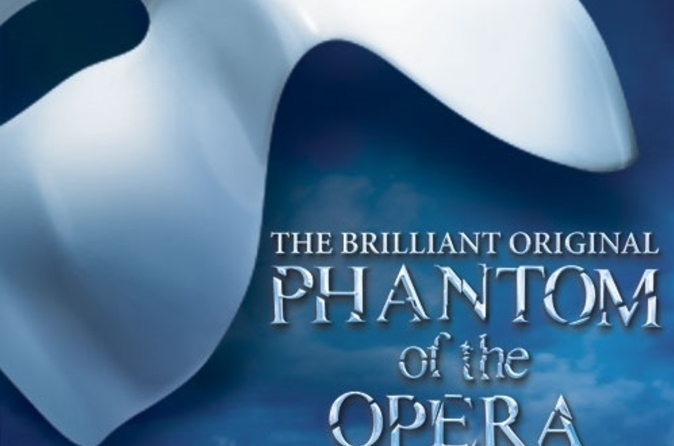 Teaterbilletter til Phantom of the Opera