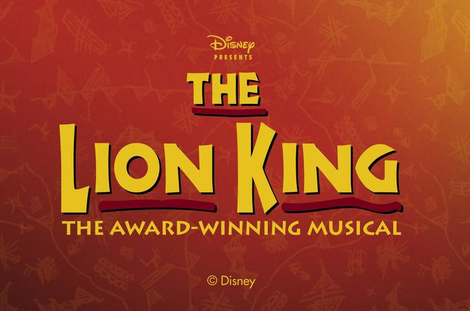 The Lion King Theater Show 2019 London