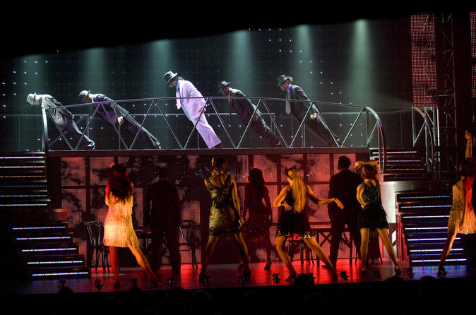 Thriller Live teaterforestilling i London