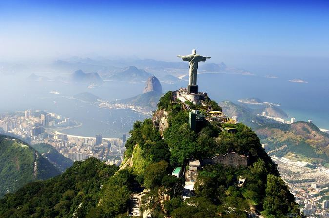 Small group classic rio tour including christ the redeemer sugar loaf in rio de janeiro 325291