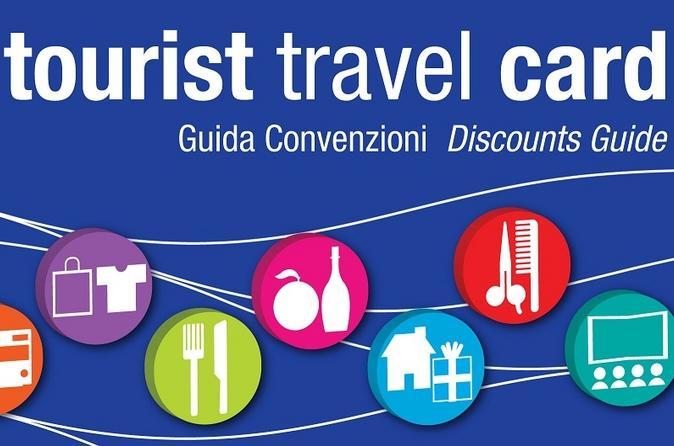 Tarjeta turística de Rome City Pass para 2 personas