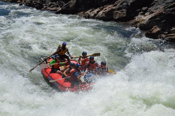 Whitewater Rafting from Victoria Falls  Zimbabwe, Africa
