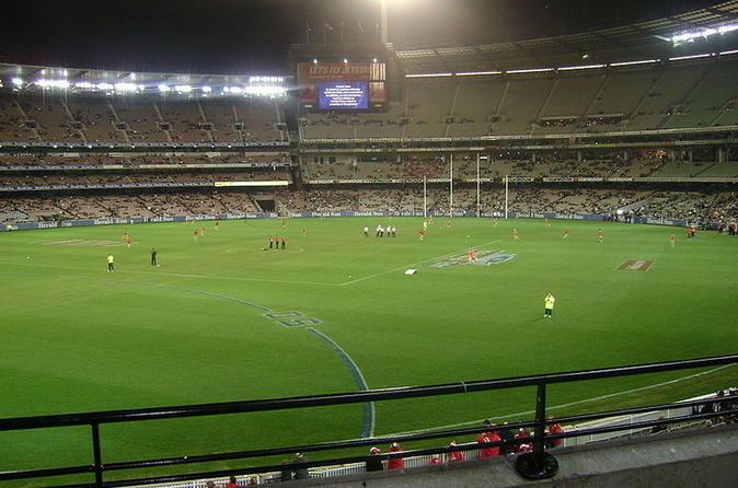 Excursões Amantes de Esportes de Melbourne