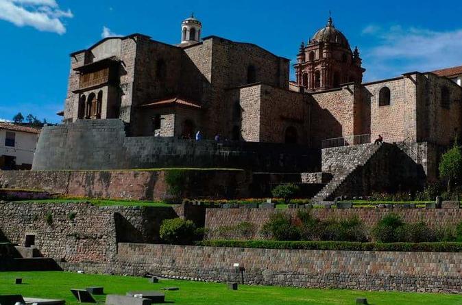 City Tour Cusco-  Private Half Day Tour