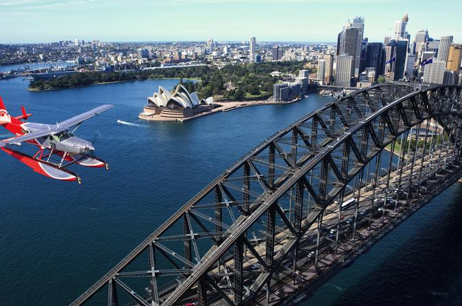 Sydney Scenic Flight by Seaplane