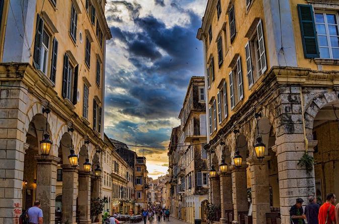 Achillion corfu town private tour in corfu 425921