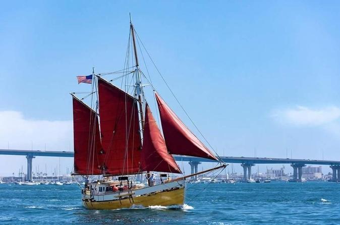 Luxury Scenic Sailing Tour