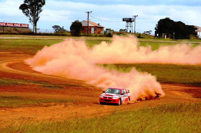 Rally Car | Lap and Ride Experience
