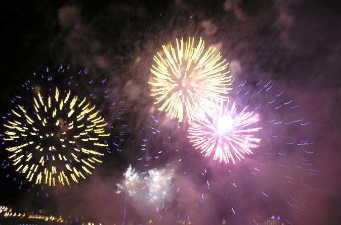 2 hour bournemouth and poole fireworks cruise in poole 323622