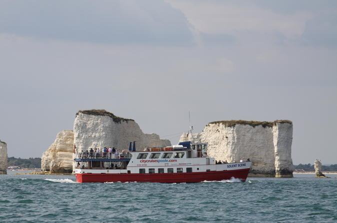 Jurassic coastal cruise to swanage from poole in poole 323633