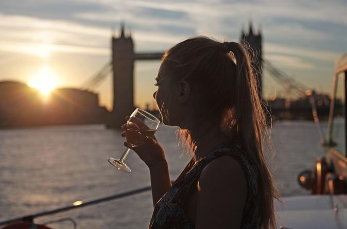River Thames Evening Sightseeing Cruise