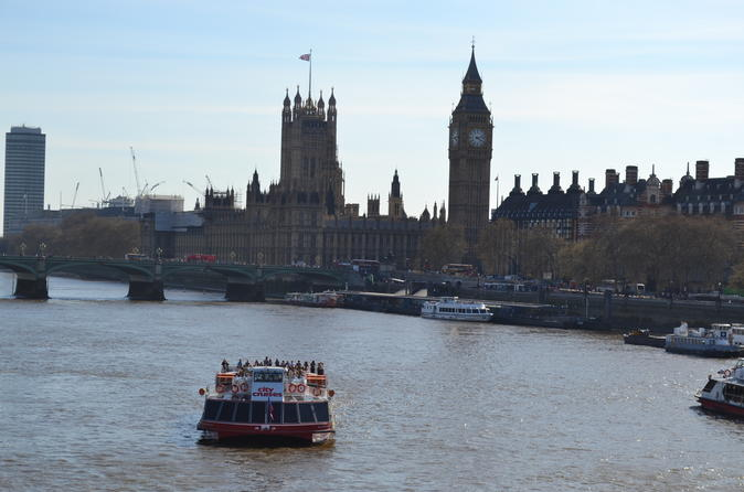 Royal Observatory and Thames River Cruise in London