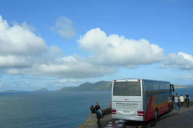 Full Day Tour of The Dingle Peninsula Slea Head and Inch Beach