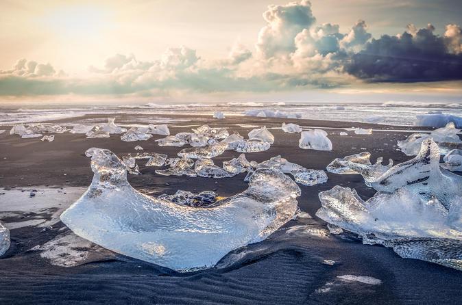 Jökulsárlón Glacier Lagoon and the South Coast Private Tour from Reykjavik