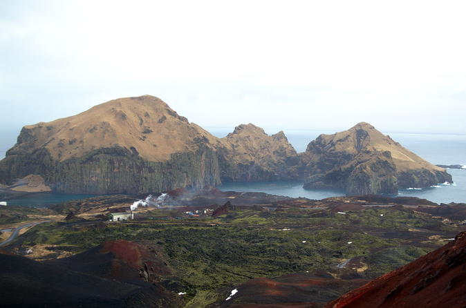 The Westman Islands Private Tour from Reykjavik
