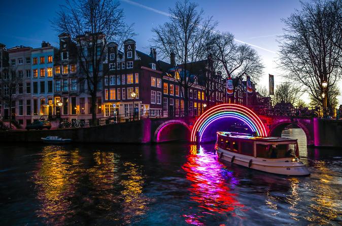 amsterdam light tour